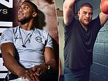 Eddie Hearn reveals Anthony Joshua is sparring 'chubby' fighters to replicate Andy Ruiz Jnr