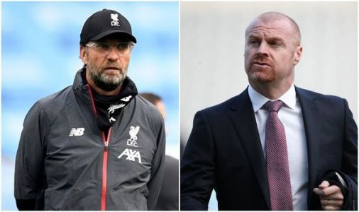 Liverpool vs Burnley LIVE: Team news and line ups confirmed, Jurgen Klopp makes changes