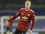 Ole Gunnar Solskjaer insists Donny van de Beek will get more chances at Manchester United