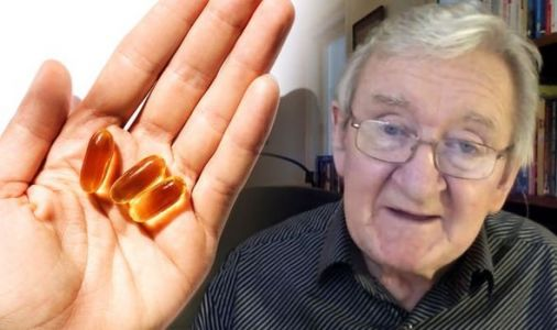 You NEED to take Vitamin D - Dr Chris warns of 'vital' need to take Vit D to tackle Covid