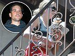 Ashley Benson brings snacks and drinks to beau G-Eazy's house after split from Cara Delevingne