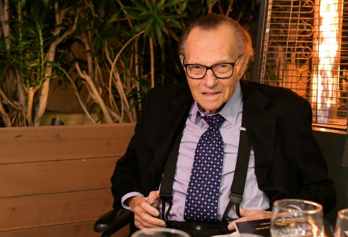 TV legend Larry King dies aged 87