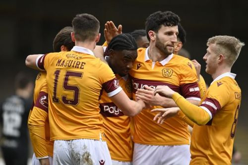 Motherwell 3, Livingston 1: Devante Cole at the double as Well ease drop fears