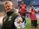 Ole Gunnar Solskjaer admits Manchester United are still too far behind City for a title challenge