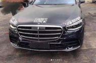 2021 Mercedes S-Class partially leaked in social media shots