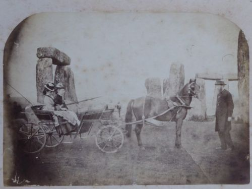 Stonehenge: 1875 Snap Could Be Oldest Family Picture Ever Taken At Ancient Monument
