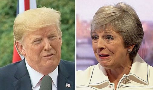 Trump told Theresa May to SUE the EU: PM reveals 'brutal' Brexit advice from President
