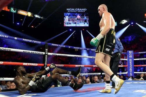 Who won Tyson Fury vs Deontay Wilder fight? Result from heavyweight rematch