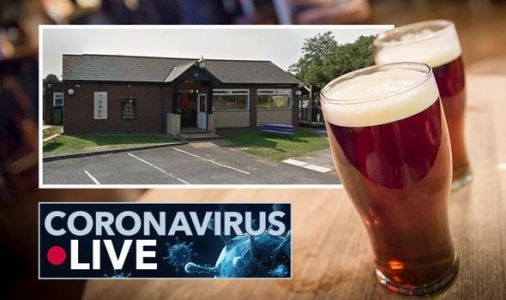 Coronavirus map LIVE: Lockdown setback as pubs forced to CLOSE AGAIN after spike in cases