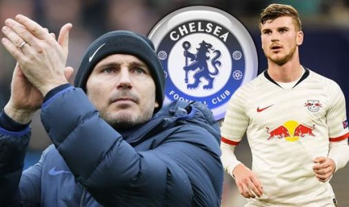 Chelsea boss Frank Lampard played huge role in convincing Timo Werner to agree transfer