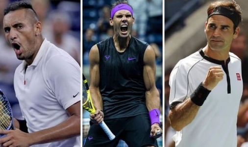 Nick Kyrgios fires Roger Federer and Rafael Nadal warning shot ahead of Laver Cup
