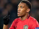 Ole Gunnar Solskjaer convinced Anthony Martial can be a 20-goal striker for Man United