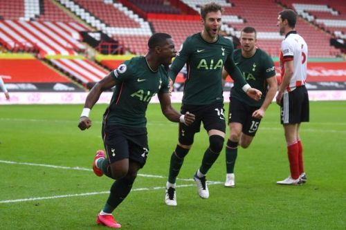 Sky Sports issue apology after Serge Aurier's goal vs Sheffield United