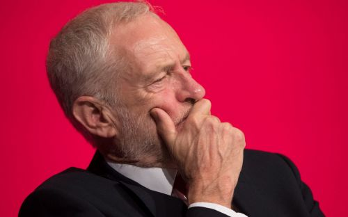 Rich on borrowed time, warns Jeremy Corbyn