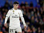 Brahim Diaz rejects Rayo Vallecano loan move and ponders options to escape Real Madrid nightmare