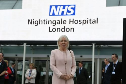 1% NHS Staff Pay Rise Is 'Most We Think We Can Afford' Nadine Dorries Says