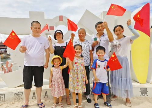 729k visitors in Sanya over 2020 National Day holiday, hotel occupancy topped 82%