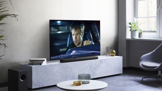 Panasonic's new Dolby Atmos soundbar could help you decipher mumbling actors