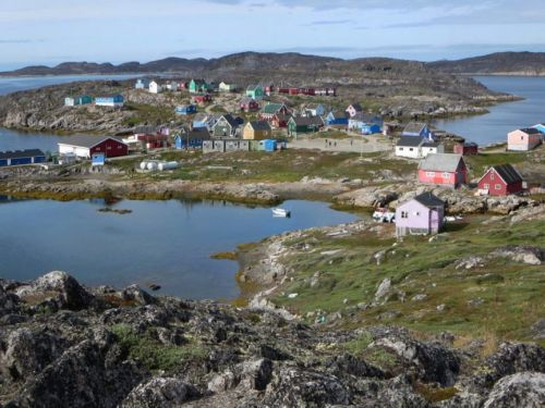 Scramble for the Arctic: How Greenland Became the Frontier of a New Trade and Tech War