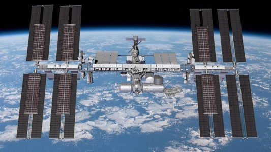 Boeing says assembly complete on first set of new space station solar arrays