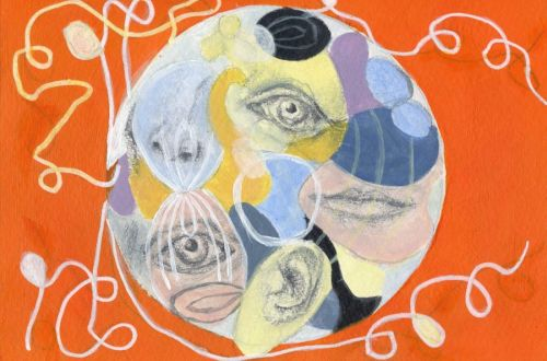 Check out these postcards inspired by the art of Hilma af Klint