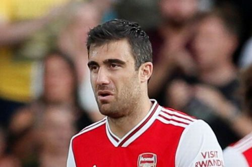 Liverpool 'make contact' with ex-Arsenal defender Sokratis amid injury crisis
