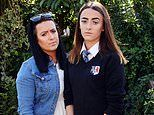 Mother is outraged after her daughter is sent home SIX times because her skirt is too short