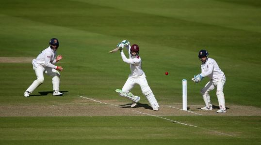 Zimbabwe-born Eddie Byrom reveals England ambition after starring at Lord's