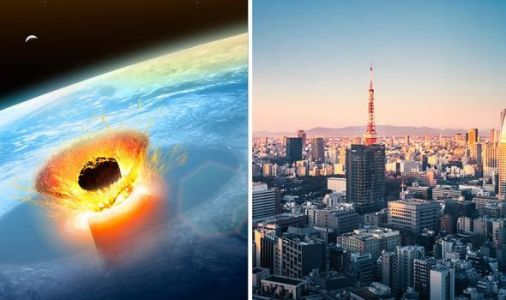 Asteroid tsunami: How ESA's new telescopes could save 'Tokyo from being WIPED OUT in 2028'