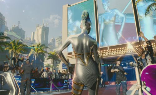 Here's what Grimes will be up to in Cyberpunk 2077