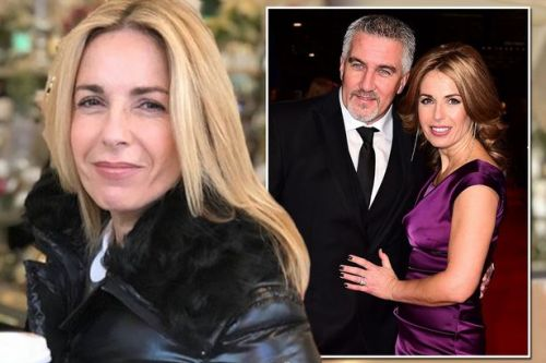Paul Hollywood's ex wife Alex says it's 'her time to shine' amid 'horrendous' divorce