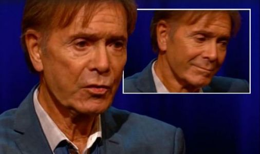 Cliff Richard breaks down in tears recalling father's death: 'He missed the best days'