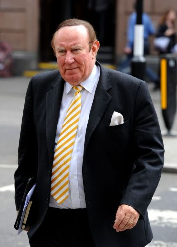 Andrew Neil Announces He's Leaving The BBC After 25 Years