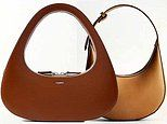 Where to find the budget version of this season's hottest fashion trend: Tan oval bags