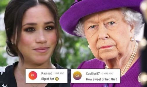 Queen urged not to accept Meghan's olive branch until Duchess gives 'global apology'
