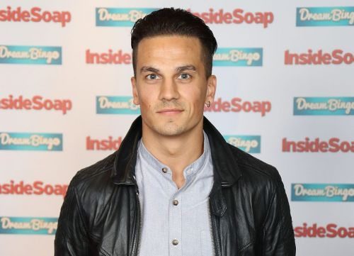 Former EastEnders star Aaron Sidwell could have 'no income for a year' due to coronavirus