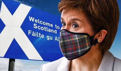 Start listening Nicola! Huge blow for Scottish independence in new poll -Hard border panic