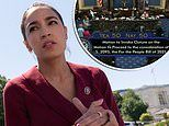 'Call me radical' AOC slams Republicans for using the filibuster to kill the For The People Act