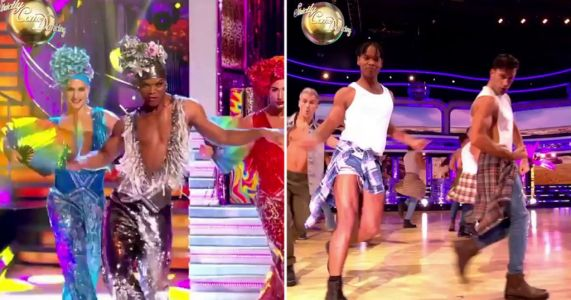 Strictly Come Dancing 2020: Stars perform in drag for spectacular Musicals Week teaser