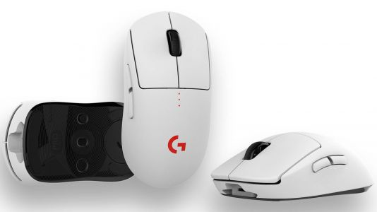 Logitech reveals GHOST pro gaming mouse for accessibility charities