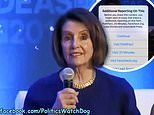 Facebook offers 'additional reporting' option to users looking to share doctored Pelosi video