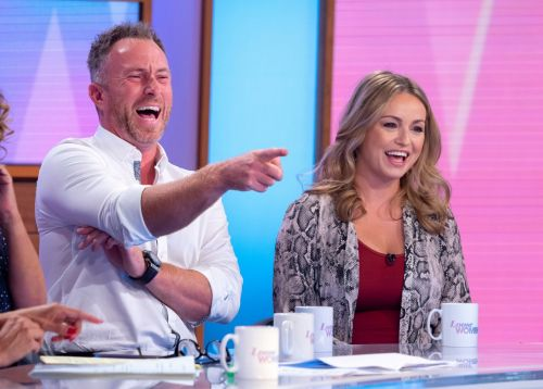Ola and James Jordan share new baby's beautiful name after daughter was nicknamed 'munchkin' for a week