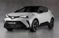 New motorsport-inspired Toyota C-HR GR Sport priced from £31,395