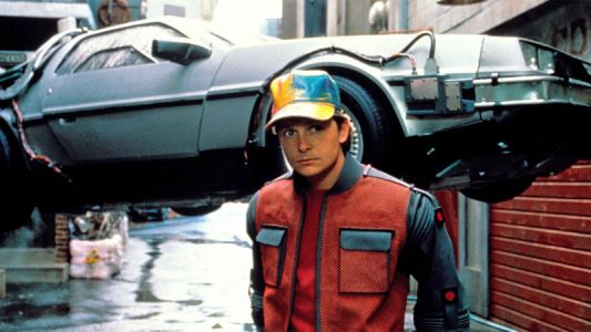 The Writer of Back to the Future: Part II Blames Universal for Netflix's Weirdly Censored Version of the Film
