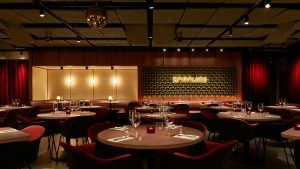 Spiritland: where the sound system is just as good as the starters