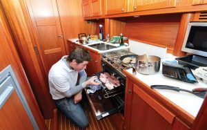 Induction cookers on yachts: Why it's finally feasible to ditch the gas
