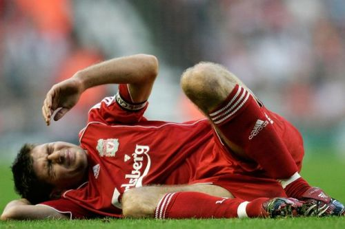 Steven Gerrard tore penis so badly in Liverpool match it shocked ex-Reds doctor