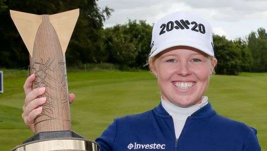 LPGA Tour star Stephanie Meadow signs deal to become Galgorm Castle touring professional