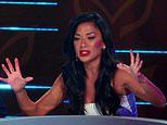 The Masked Singer US judge Nicole Scherzinger makes awkward dig at Mel B during the first episode