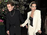 Rita Ora, 29, and Jude Law's son Rafferty, 23, 'SPLIT'